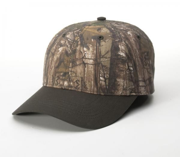 846 Camo Hat With Duck Cloth Visor by Richardson Caps adcaaf762a56