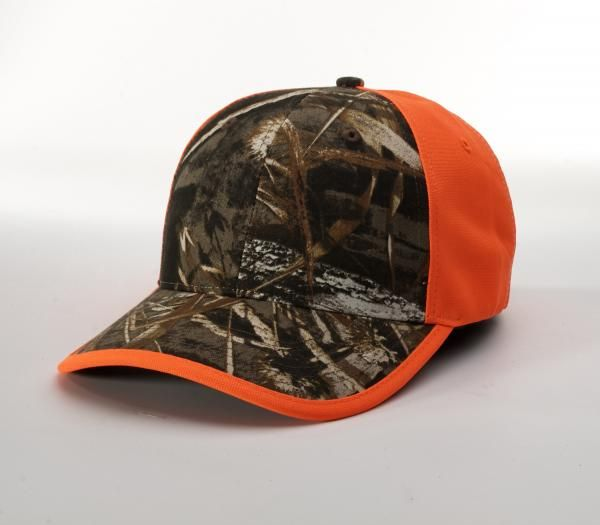 886 Blaze Camo Front Adjustable Hat by Richardson Caps fc249fa4da6