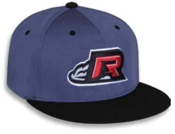 af9248968 9D6P Fitted Custom Hat with 3D Custom Logo by Pacific Headwear FREE SHIPPING