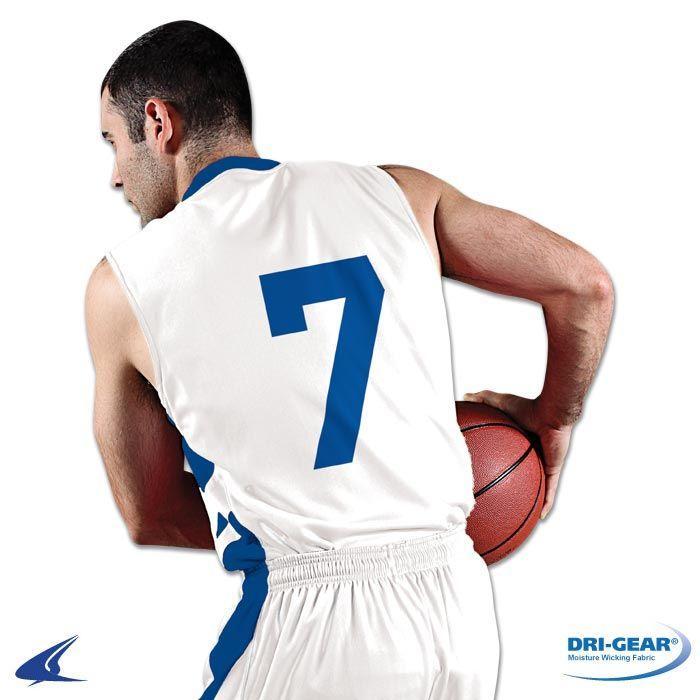 869edf604ac1 Dream Dri-Gear  Reversible Game Basketball Jersey by Champro ...