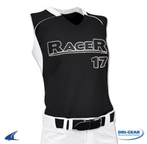 95650fd46 Buy Racer Performance Softball Jersey by Champro Sports Style Number BS17