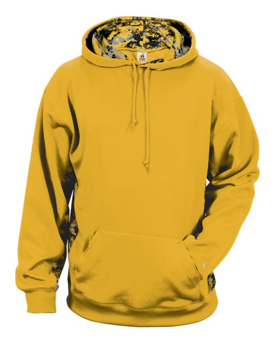 6bc77354ed5ae Digital Camo Hood Sweatshirt by Badger Sport at Graham Sporting ...
