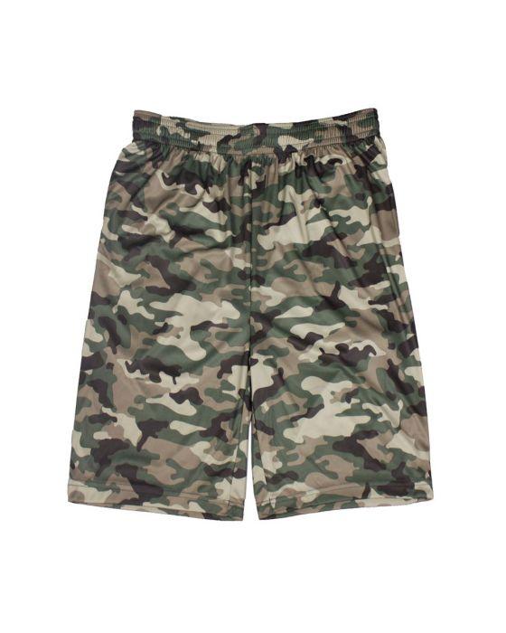 2ca6d091 Buy Youth Camo Short with Pockets 7