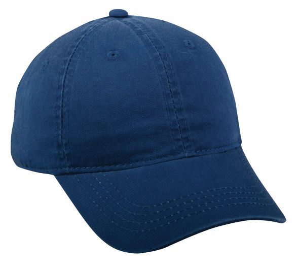 74721940747 GWT-111 Garment Washed Adjustable Hat by OC Sports