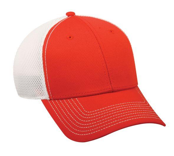 339e54a0d8762f MWS1125 ProTech Trucker Mesh Hat by OC Sports