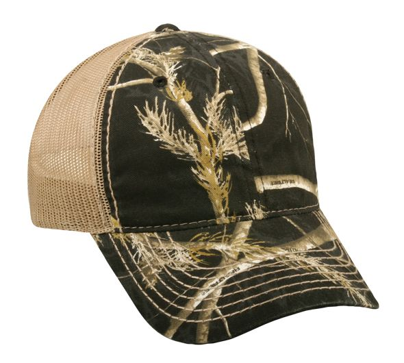 Camo Trucker Mesh Adjustable Hat by OC Sports RTC-350M 882ab2f43a51