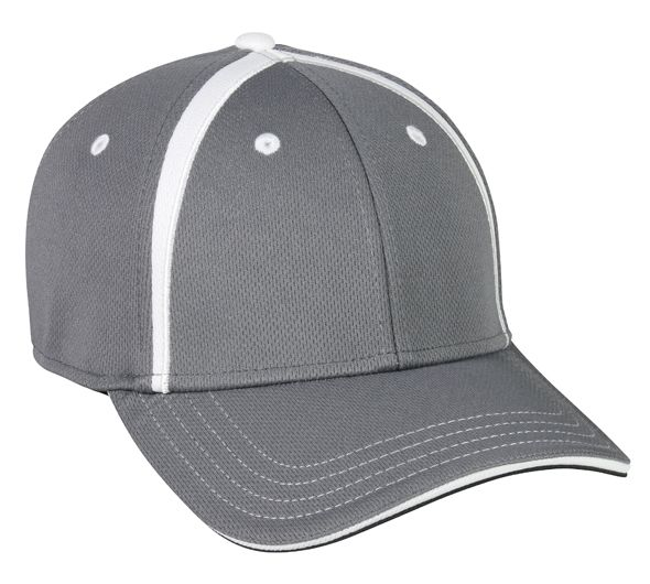 e9fa1dddd1418f MWS1465I ProTech Performance Mesh Hat ProFlex by OC Sports