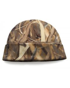 123 Microfleece Camo Rollup Beanie by Richardson Caps