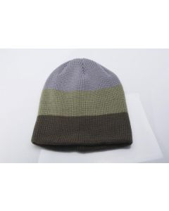 129 Waffle Stripe Knit Beanie by Richardson Caps