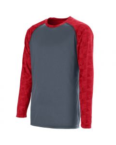 Fast Break Long Sleeve Jersey by Augusta Sportswear Style Number 1726
