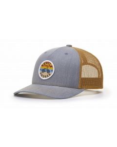 112FP Five Panel Trucker Mesh Adjustable Hat by Richardson Cap