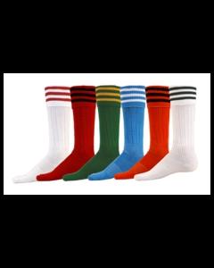 3-Stripe Striker Sock Medium by Red Lion Sports Style Number 7579