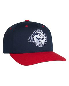 302C Cotton-Poly Adjustable Hat with 3D Custom Embroidery by Pacific Headwear FREE SHIPPING