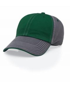 322 Charcoal Alternate Adjustable Hat by Richardson Caps