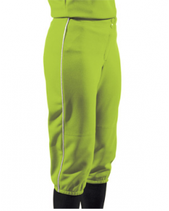 Girl's Turn Two Softball Pants by Teamwork Athletic Style Number 3283