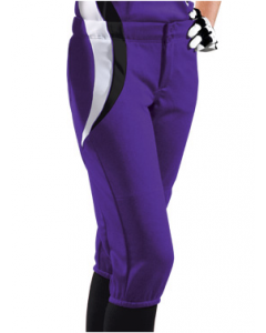 Girl's Sweep Softball Pants by Teamwork Athletic Style Number 3288