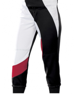 Girl's Cyclone Softball Pants by Teamwork Athletic Style Number 3760