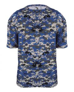 Youth Digital Camo Performance B-Core Tee by Badger Sports Style Number: 2180