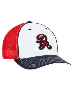 af879c3d941 404M Trucker Mesh Hat by Pacific Headwear with 3D Custom Embroidery FREE  SHIPPING