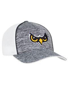 406F Aggressive Heather Trucker Hat Universal fit by Pacific Headwear e96e65d00da