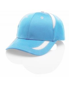 416 Micro Mesh Color Block Adjustable Hat by Richardson Caps