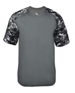Youth Sport Digital Camo Jersey by Badger Sport 2152