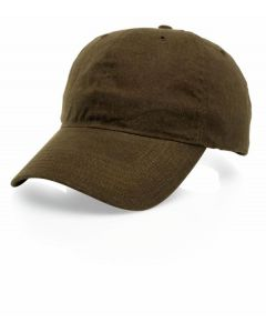 435 Range Wax/Oil Cloth Adjustable Hat by Richardson Caps