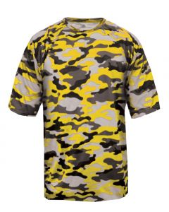 Youth Camo Performance Jersey by Badger Sport Style Number 2181