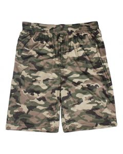 "Camo Short with Pockets 10"" inseam by Badger Sport Style Number 4188"