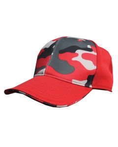 Camo Pro Tech Flex Hat by Badger Sport S326