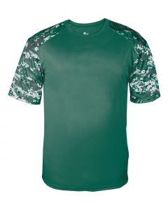 Sport Digital Camo Jersey by Badger Sport 4152