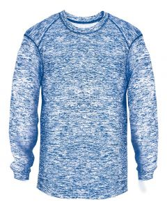 Blend Long Sleeve Tee by Badger Sport 4194