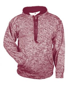 Blend Hood Sweatshirt by Badger Sport 1463
