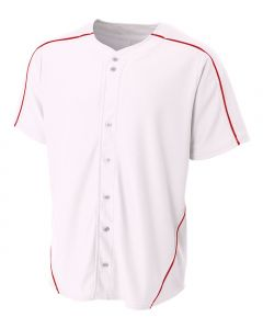 Youth Wrap Knit Baseball Jersey by A4 Sportswear NB4214