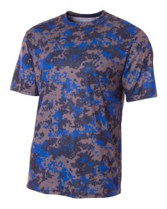 Youth Camo Performance Tee by Sportswear A4 NB3256