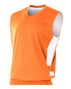 Reversible Speedway Muscle Basketball Jersey by A4 Sportswear N2349