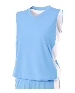 Women's Reversible Muscle Basketball Jersey by A4 Sportswear NW 2320