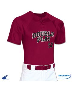 Double Play DRI-GEAR? 2-Button Baseball Jersey by Champro Sports Style Number: BST52