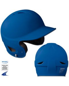 Rubberized Matte Finish Performance Batting Helmet by Champro Sports Style Number: H4M