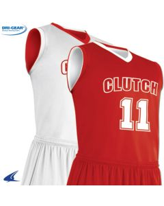 Clutch Z-Cloth Dri Gear Reversible Basketball Jersey by Champro Sports Style Number BBJ11