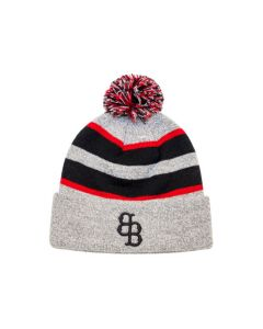 Buy New Beanie with Pom-Pom Knit on Top by Pacific Headwear Style Number 641K