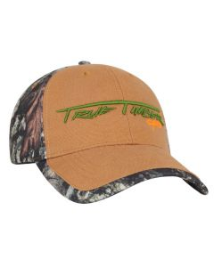 675C Cotton Duck Camo Adjustable Hat with 3D Custom Embroidery by Pacific Headwear Free Shipping
