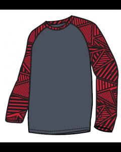 Youth Fast Break Long Sleeve Jersey by Augusta Sportswear Style Number 1727