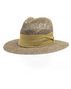 822 Safari Straw Hat by Richardson Caps
