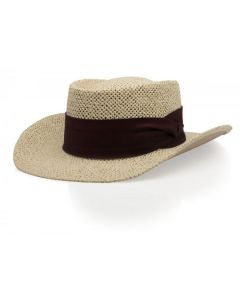 824 Gambler Straw Hat by Richardson Caps
