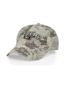 840 Relaxed Camo Twill Adjustable Hat by Richardson Caps