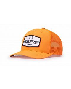 882  Blaze Trucker Mesh Hat by Richardson Cap
