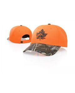 883 Blaze Camo Adjustable Hat by Richardson Caps