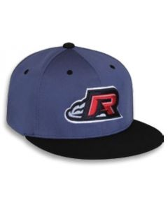 9D6P Fitted Custom Hat with 3D Custom Logo by Pacific Headwear FREE SHIPPING