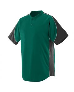 Youth Blast 2-Button Baseball Jersey by Augusta Sportswear Style Number 1531